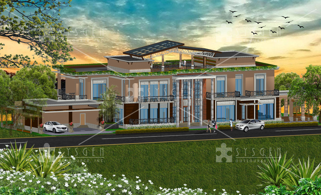 sysgen-outsource-cad-outsourcing-services-3d-presentation-villa-41