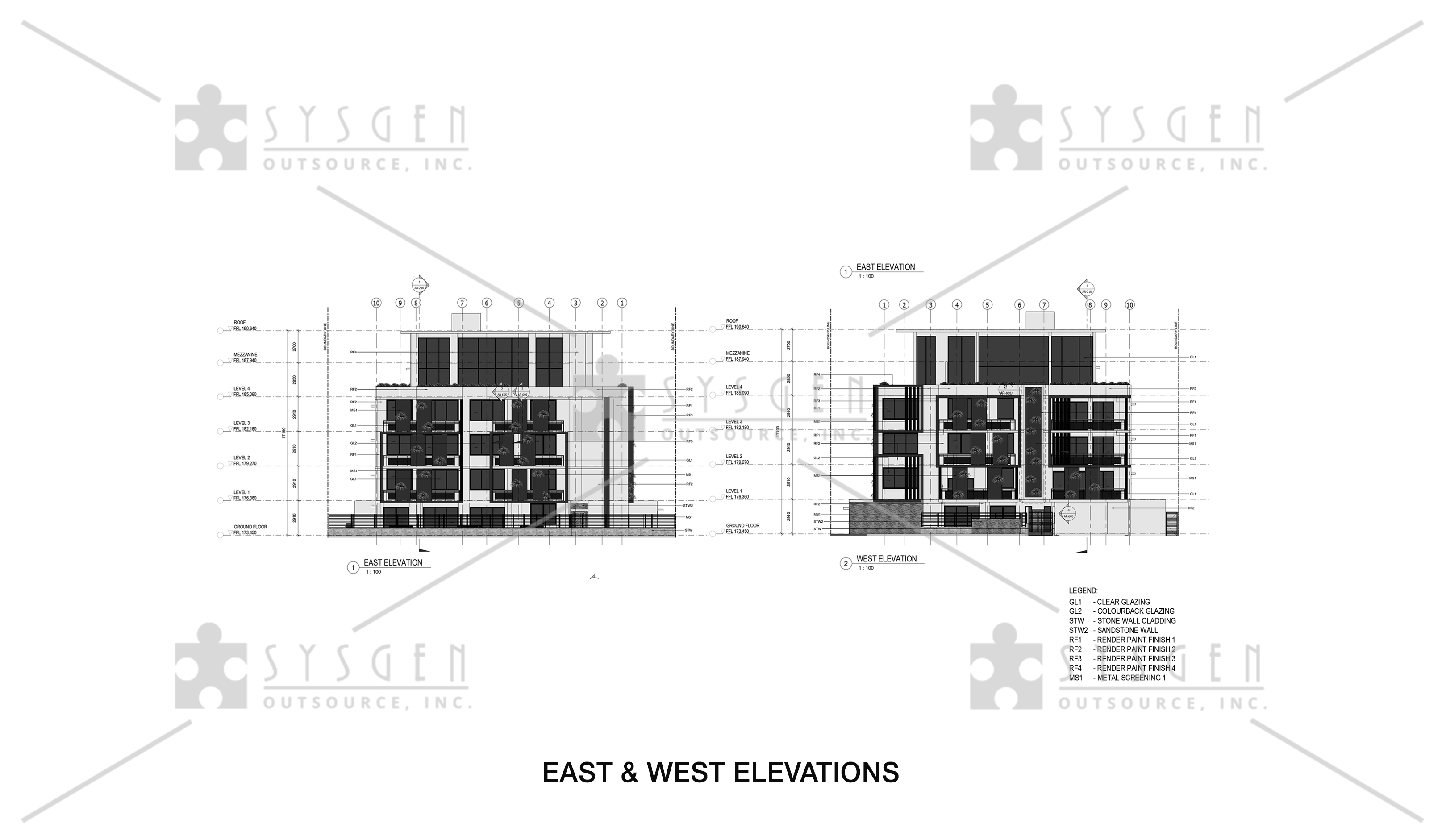 sysgen-outsource-cad-outsourcing-services-cad-conversion-revit-4-storey-residential11