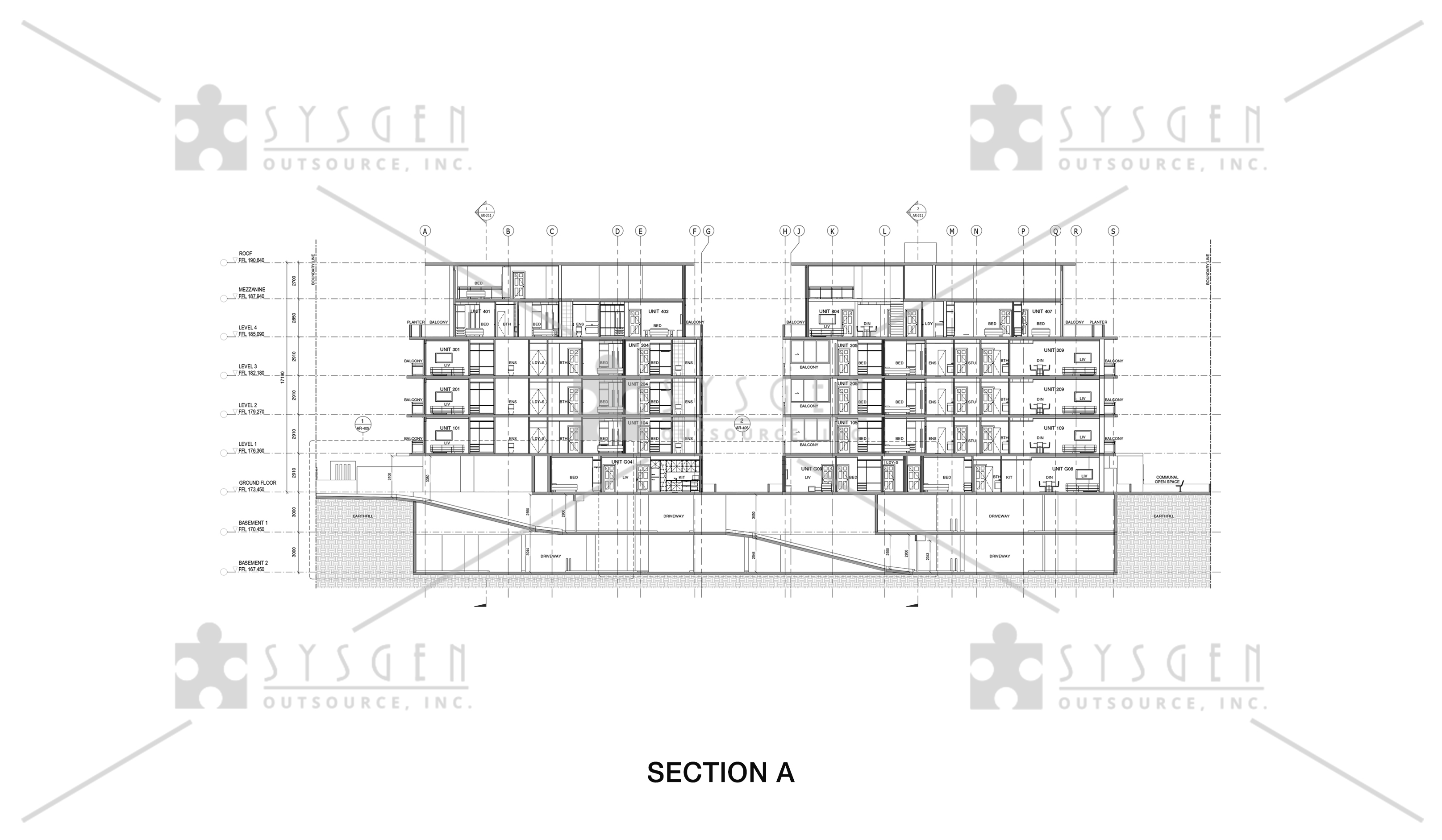 sysgen-outsource-cad-outsourcing-services-cad-conversion-revit-4-storey-residential12