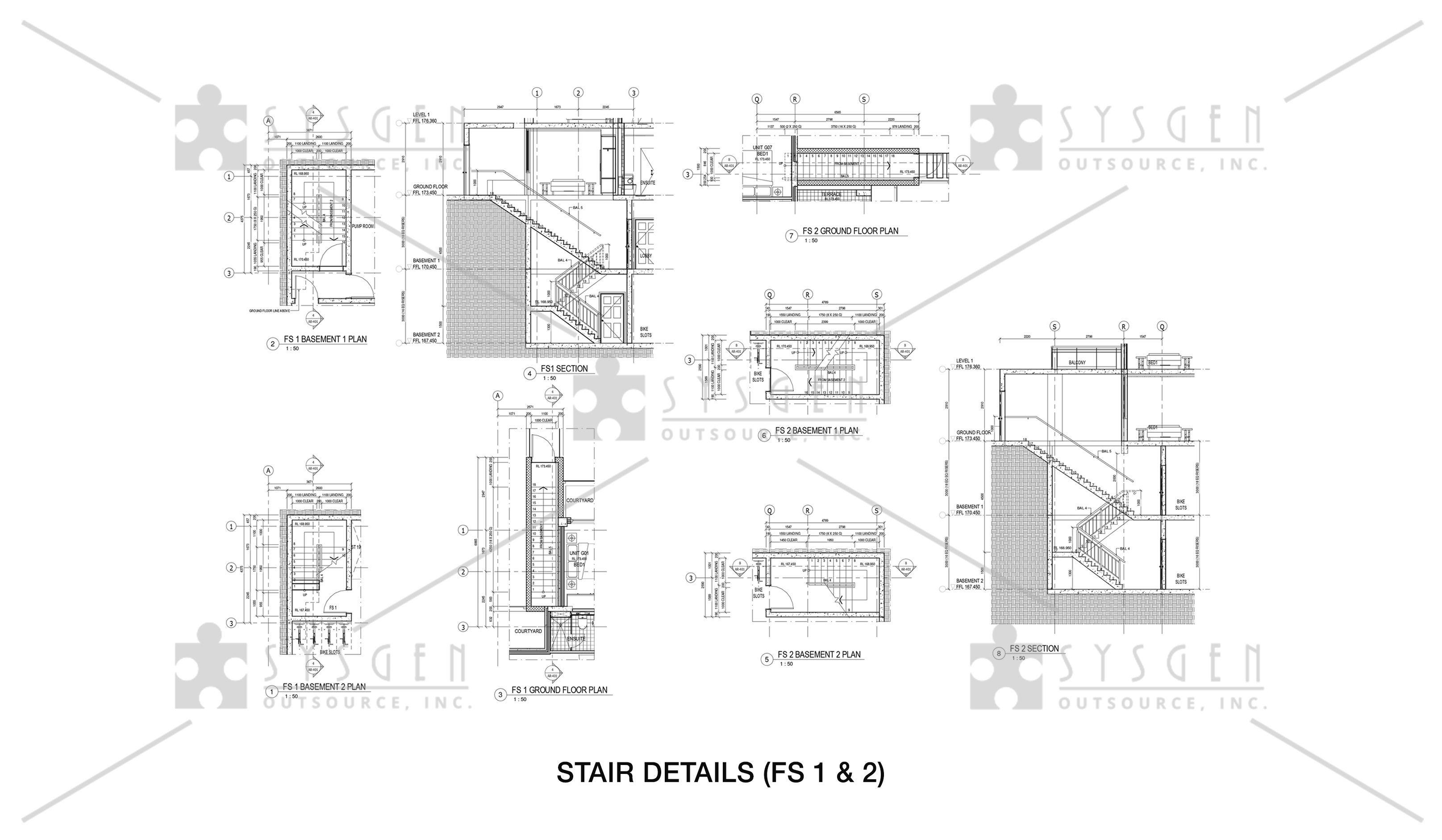 sysgen-outsource-cad-outsourcing-services-cad-conversion-revit-4-storey-residential14