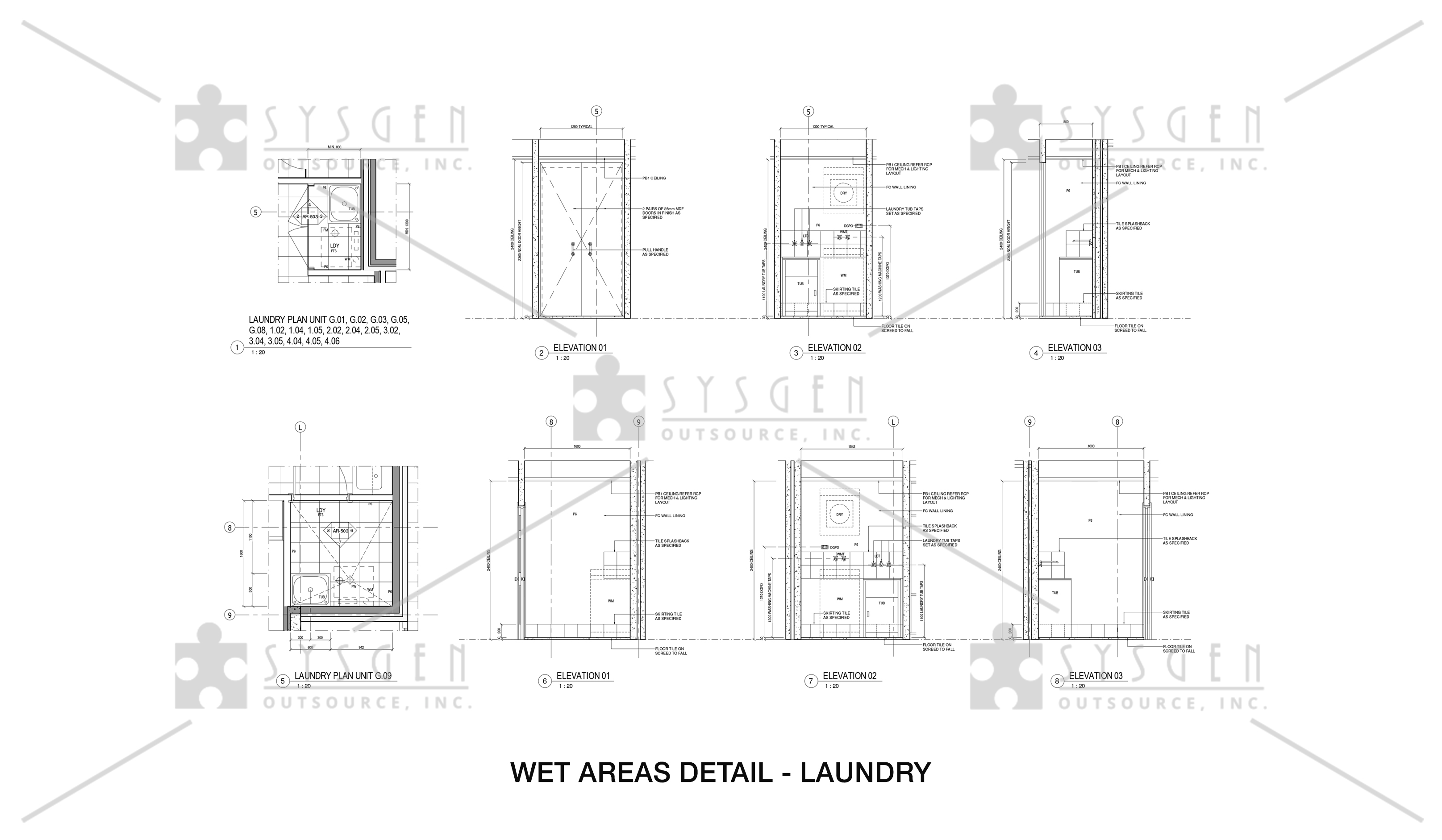 sysgen-outsource-cad-outsourcing-services-cad-conversion-revit-4-storey-residential18