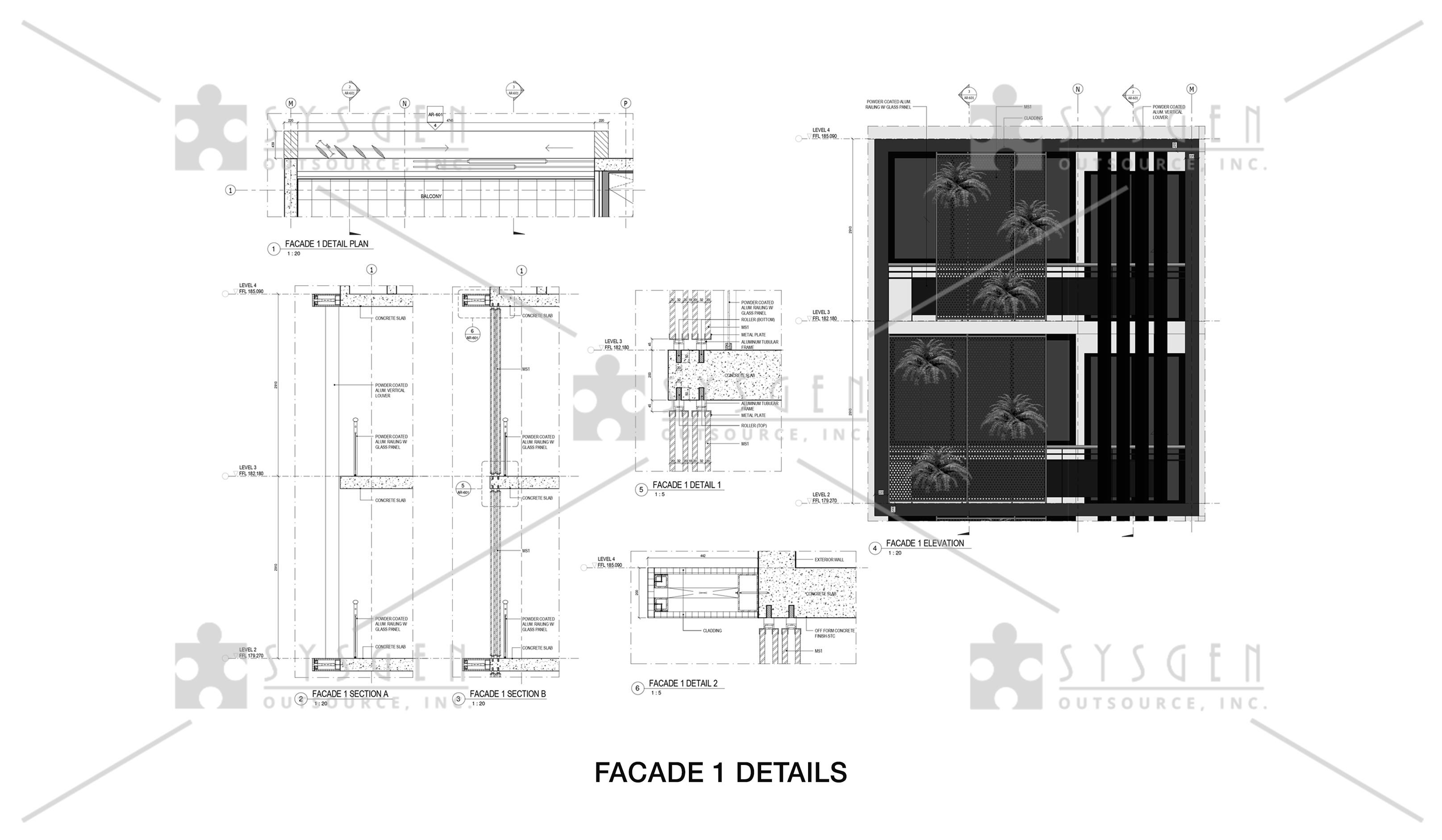 sysgen-outsource-cad-outsourcing-services-cad-conversion-revit-4-storey-residential19