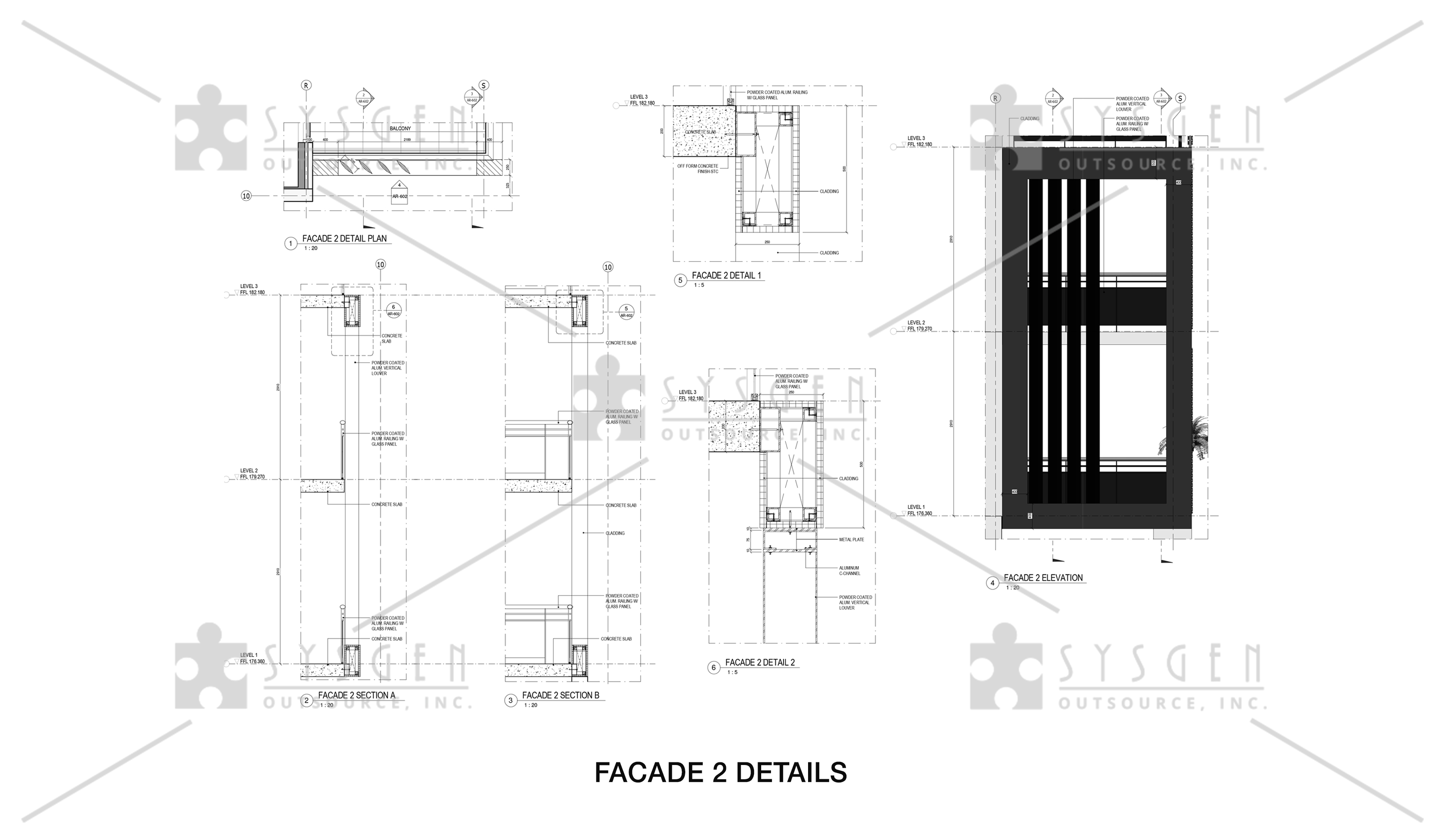 sysgen-outsource-cad-outsourcing-services-cad-conversion-revit-4-storey-residential20
