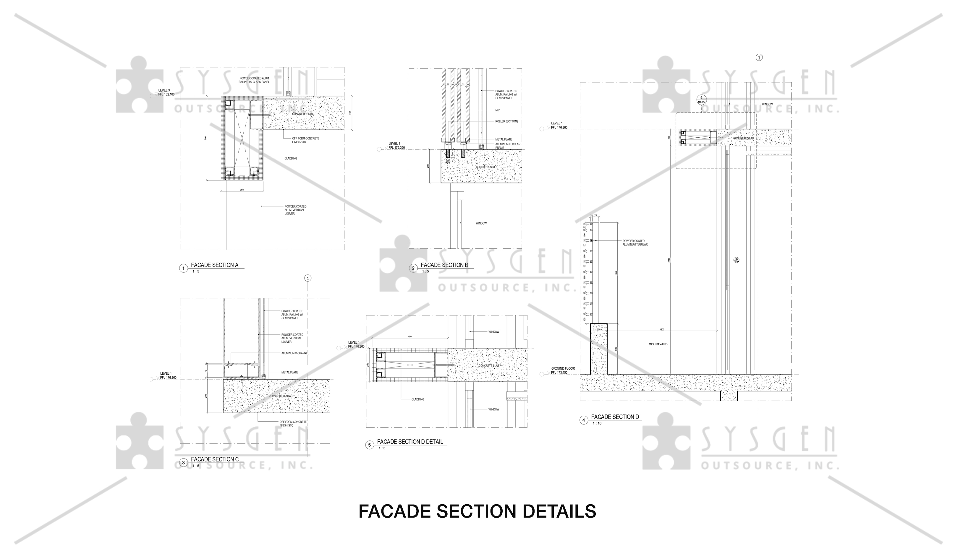 sysgen-outsource-cad-outsourcing-services-cad-conversion-revit-4-storey-residential22