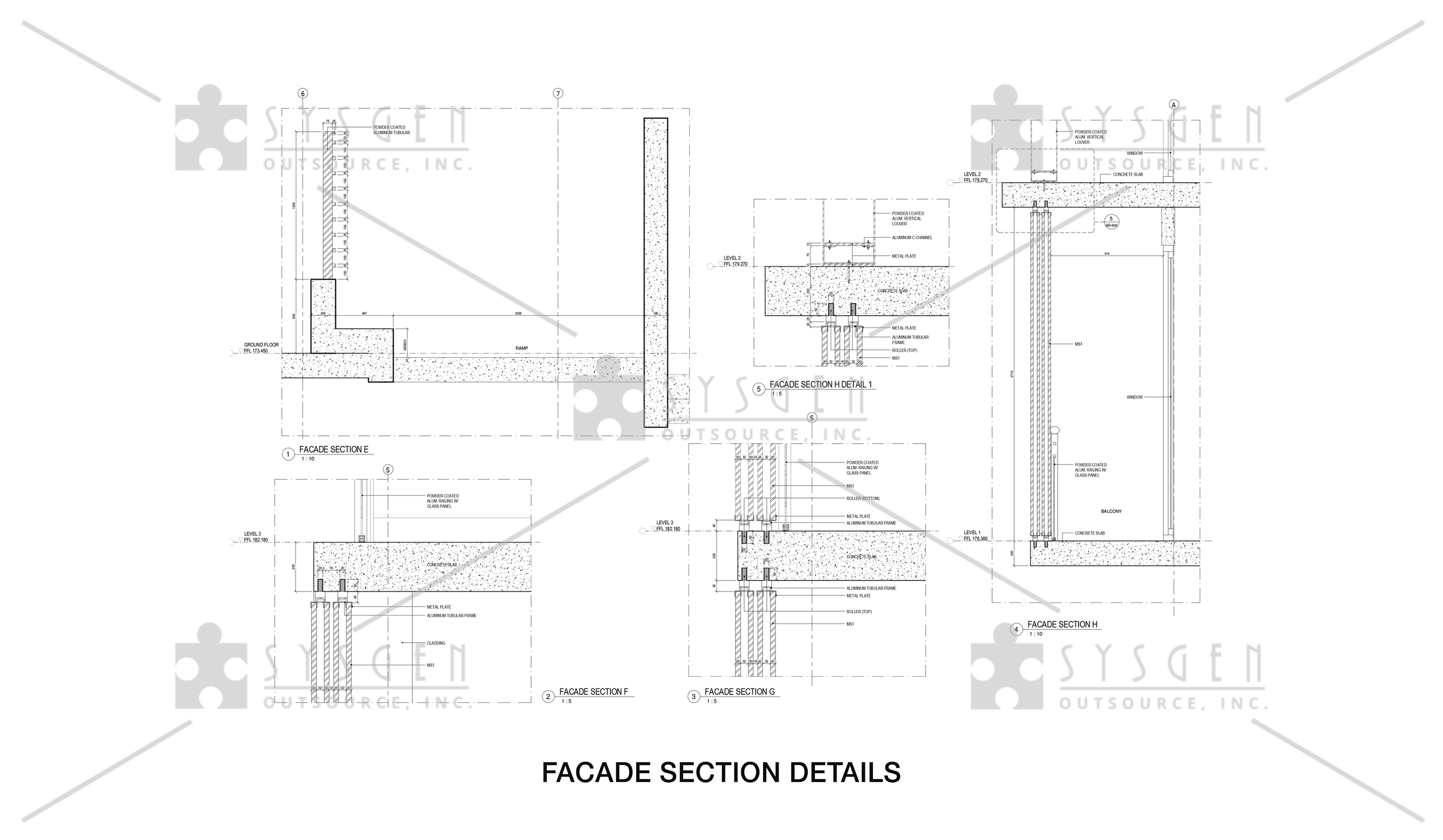 sysgen-outsource-cad-outsourcing-services-cad-conversion-revit-4-storey-residential23