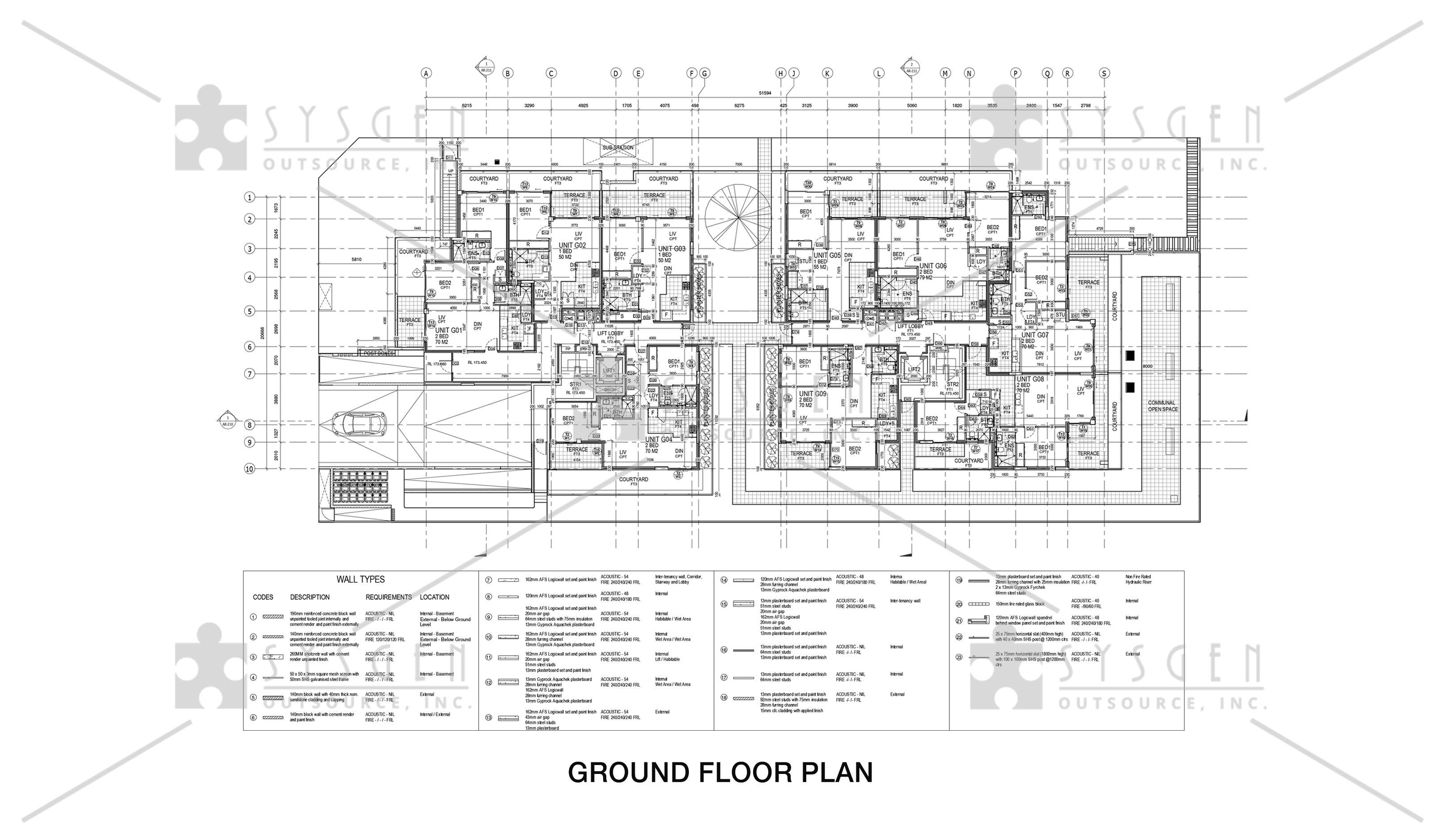 sysgen-outsource-cad-outsourcing-services-cad-conversion-revit-4-storey-residential4