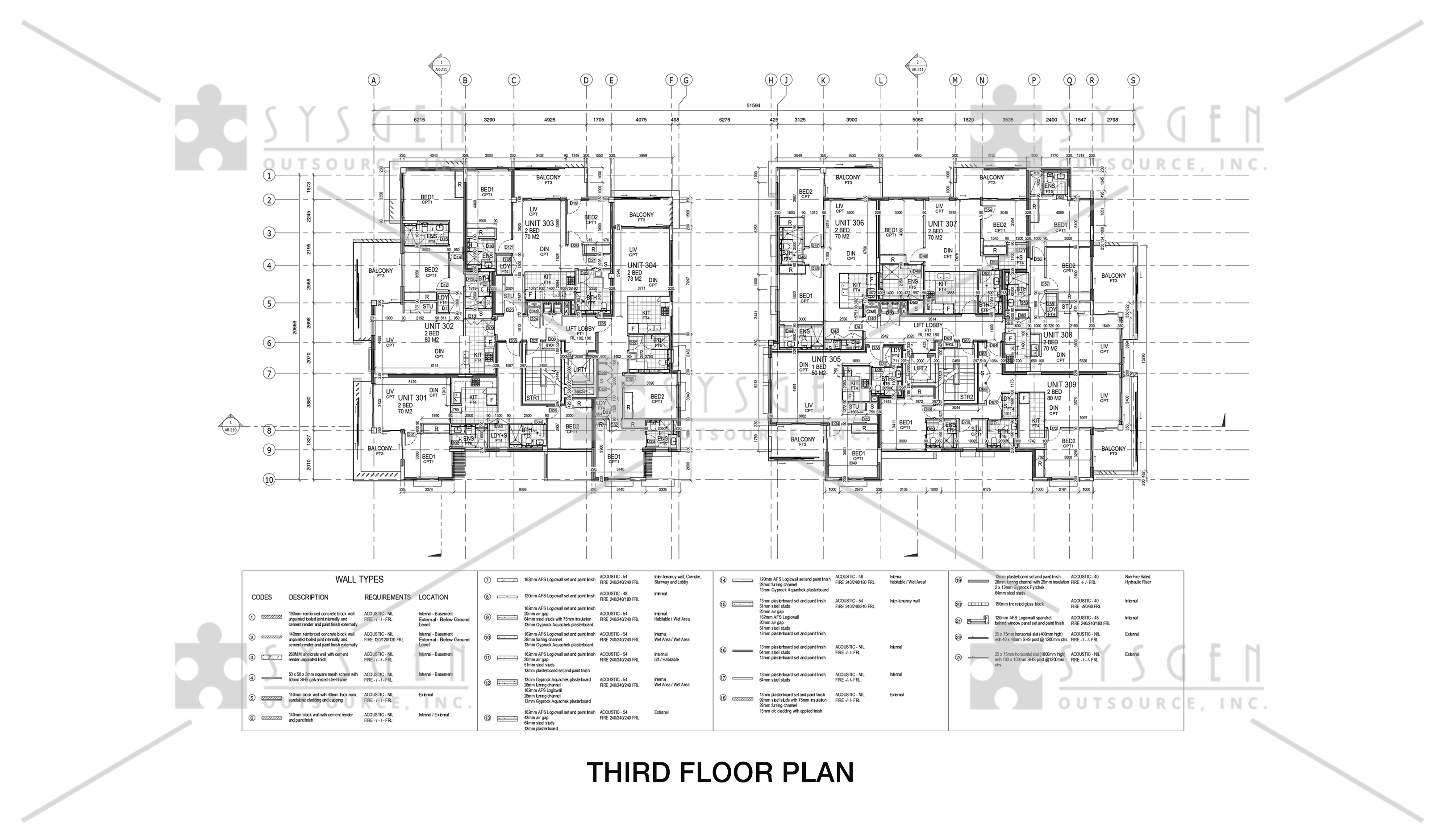 sysgen-outsource-cad-outsourcing-services-cad-conversion-revit-4-storey-residential7