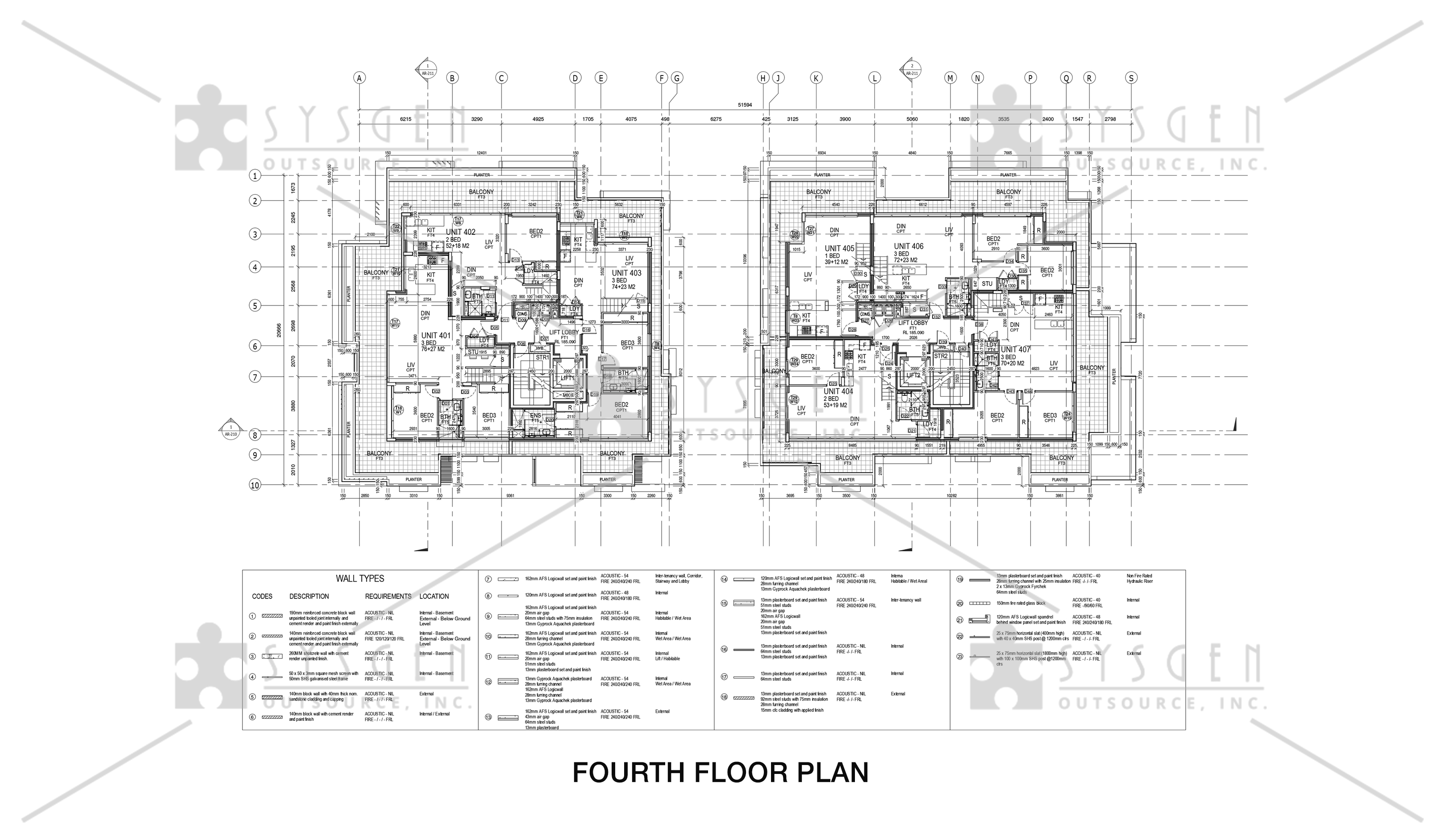 sysgen-outsource-cad-outsourcing-services-cad-conversion-revit-4-storey-residential8